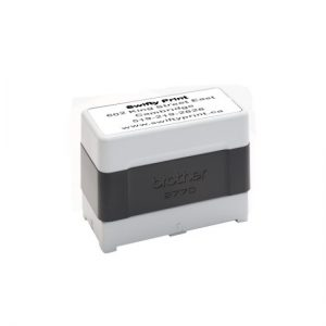 Large self inking stamp - up to 6 lines of text