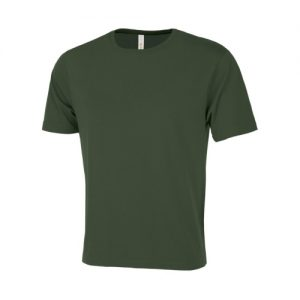 ATC8000 Euro Spun Unisex Tee in Forest Green colour